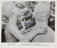 A SHOT IN THE DARK  ELKE SOMMER AS NUDIST  PINK PANTHER CLASSIC  ORIG  8X10