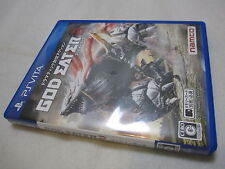 7-14 Days to USA Airmail Delivery. USED Vita GOD EATER 2. Japanese Version. PSV