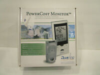Power Cost Monitor by Blue Line Innovations New in Box Free Shipping