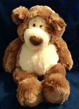 Inch Brown And White Gund Bear