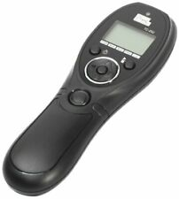 Pixel TC252 E3 LCD Timer Remote Control for Canon, Pentax, Samsung, Contax
