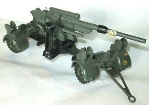 Dinky Toys 656 German 88mm Gun good unboxed