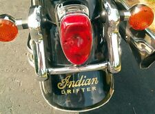 Kawasaki Drifter Indian rear fender decal