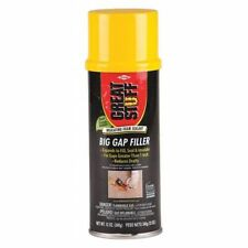 Great Stuff 00157906 12 Oz. Yellow Big Gap Filler Insulating Foam Sealant