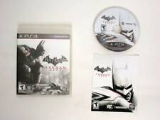 Batman: Arkham City game for Sony PlayStation 3 -Complete