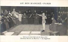 M. BOUTET DE MONVEL - Le Jugement CPA Salon de Paris AU BON MARCHÉ (285240)