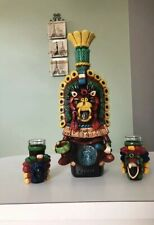 Aztec art bottle