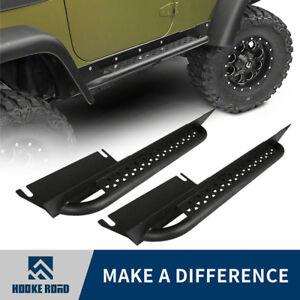 Steel Integrated Side Step Nerf Bar Running Board Fit 1997-2006 Jeep Wrangler TJ