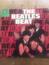 THE BEATLES BEAT VINYL LP RECORD 1977 EMI ODEON Stereo German First Pressing A1