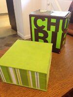 Brand New 1984 NIV Compact Chunky Bible Green