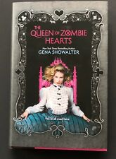 The Queen of Zombie Hearts Hardcover The White Rabbit Chronicles Trilogy New