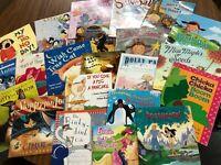 Lot of 20 Story Time kids books toddlers girl princess fairy Disney animal