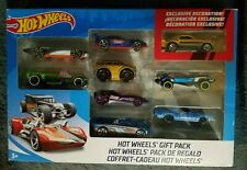 2017 Hot Wheels Gift Pack - 9 Cars - Exclusive Decoration Yellow Ford Mustang