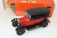 Rio Fiat Torpedo Lusso Mod 501 S Mint With Original Box