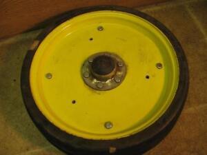 John Deere Fertilizer Opener Wheel A49917 1740 1745 1750 1755 1760 1765 1770 177