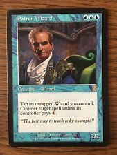 MTG x1 PATRON WIZARD 1x EX-NM Odyssey (Free Shipping!!) EDH Magic the Gathering