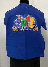 Child's T-Shirt, Hanes, Size S, 100% Pre-Shrunk Cotton, Wdw Logo