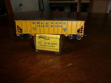 "Atlas #3271 N scale ""Delaware & Hudson"" 90 ton 3 bay hopper Rd. #1199"