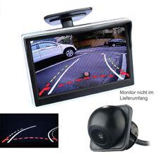 Rückfahrkamera 170 Grad Blickwinkel und mit dynamische Hilfslinien einbau Auto