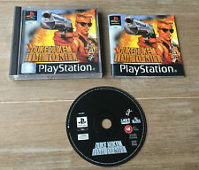 Duke Nukem Time to Kill -- Playstation -- PSX