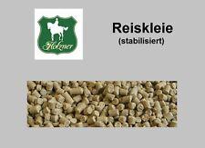 Reiskleie (stabilisiert) 20 kg Auffüttern geschwächter Pferde Leistungsfördernd