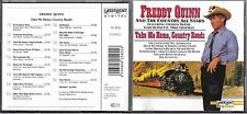 CD 16T FREDDY QUINN TAKE ME HOME, COUNTRY ROADS feat CHARLIE McCOY ...1992