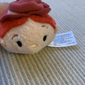"Disney Store Tsum Tsum Stack Mini Plush 3.5"" Toy Story Jessie Cowgirl Doll"