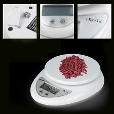 5kgx1g Mini Electronic Kitchen Weighing digital Diet Food Scale Balance G,LB,OZ