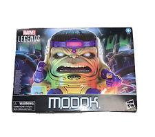 Marvel Legends MODOK F0193 Deluxe Action Figure NEW Open Box (Box DMG) M.O.D.OK.