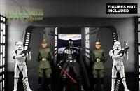 Star Wars Black Series Spaceship Door 11X17 Diorama Backdrop (No Figure)