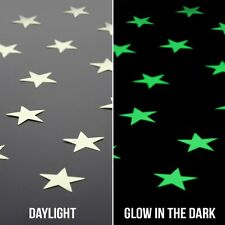wholesale 100Pcs Home Decor Glow In The Dark Star Decal Kids room Wall Stickers