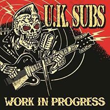 U.K. Subs - Work In Progress (NEW CD)