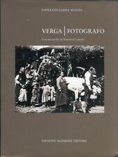 8877510307 / VERGA FOTOGRAFO / GIOVANNI GARRA AGOSTA - Maimone editore