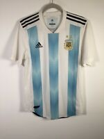 ADIDAS Mens Argentina 2018 World Cup Home Soccer Jersey size M NEW WITHOUT TAGS!