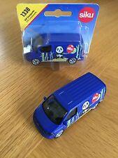 Blue Panda  VW Volkswagen Transporter Facelift T5.1  panel van -Siku Scale Model