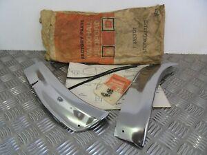 Genuine Vauxhall Viva HC Stainless steel stoneguard kit 1970 to 1979 NOS