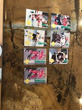 1993 Clasic Four Sport Hockey Cards Lot Of 7 Cards