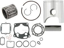 Wiseco Top End Rebuild Kit 95-97 KX 125 Piston Rings Gasket Kit Stock Bore 54mm