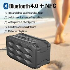 Bluetooth Speaker Portable Wireless Super Bass Stereo for SmartPhone Tablet PC