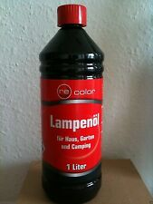12 Liter hochreines Petroleum/Lampenöl L 2,75€  Leuchtmittel