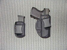 Kydex IWB Right Hand G 26/27 With OWB Mag Carrier