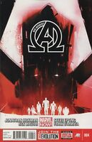 New Avengers #4 Comic Book 2013 NOW - Marvel