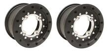 "Tech 3 Wheels BLACK Front Single Beadlock 10"" 10x5 3+2 4/144 Can Am DS450 08 09"