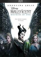 Maleficent Mistress of Evil DVD - Fast Free Shipping New & Sealed