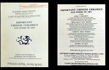 SOTHEBY'S HONG KONG IMPORTANT CHINESE CERAMICS & WOA 11/24-25/1981-33