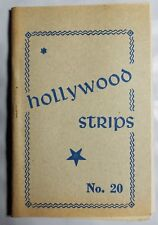 Hollywood Strips Booklet No. 20 Netherlands Maple Leaf Bubble Gum Premium
