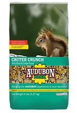 Audubon Park 10296 Premium Squirrel and Critter Wildlife Food, 5-Pound Bag, New,