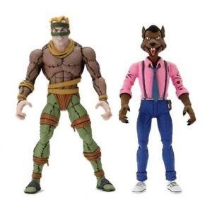 Teenage Mutant Ninja Turtles Actionfiguren Doppelpack Rat King & Vernon 18 cm