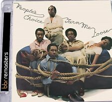 People's Choice - Turn Me Loose   New Expanded version  cd