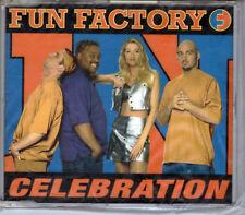 Fun Factory-Celebration CD MAXI 1995